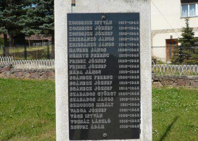 Belezna világháborús emlékmű 2009.05.08.küldő-Sümec (5)
