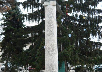 Berettyóújfalu II.vh emlékmű 2008.12.30. küldő -Ágca (1)