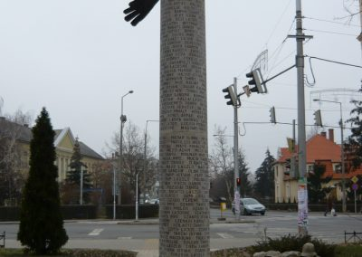 Berettyóújfalu II.vh emlékmű 2008.12.30. küldő -Ágca (3)