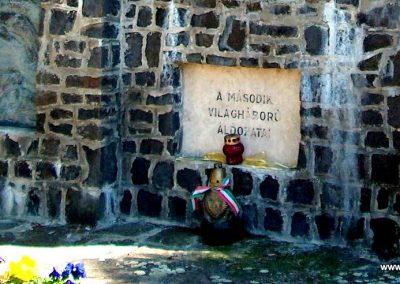 Berkenye II.vh emlékmű 2011.10.28. küldő-Ocsovai András (1)