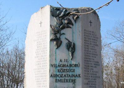 Besenyszög II.vh emlékmű 2008.02.27. küldő-Kályhás (2)