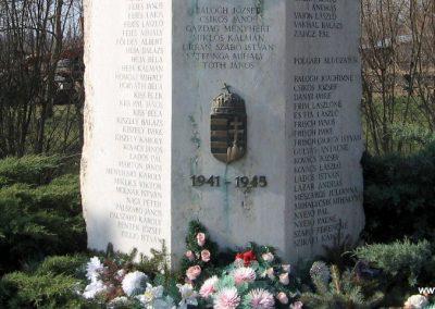 Besenyszög II.vh emlékmű 2008.02.27. küldő-Kályhás (3)