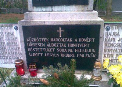 Bezeréd világháborús emlékmű 2008.11.09.küldő-VW Golf (4)