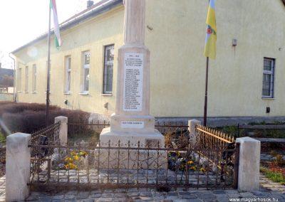 Biatorbágy I. világháborús emlékmű 2019.03.23. küldő-Bóta Sándor (2)