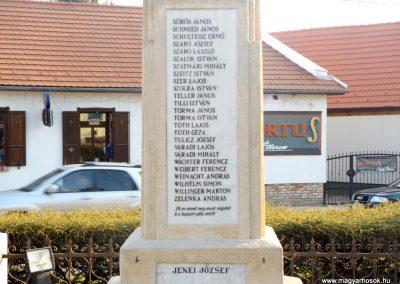 Biatorbágy I. világháborús emlékmű 2019.03.23. küldő-Bóta Sándor (9)