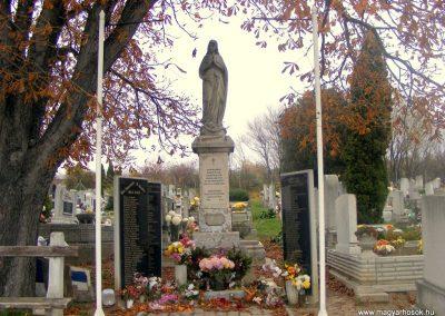 Biatorbágy, római katolikus temető, I.és II. vh.