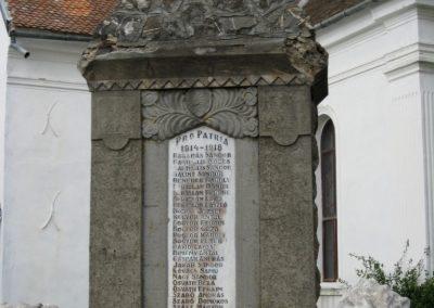 Bibarcfalva világháborús emlékmű 2010.10.08. küldő-Tibisten (1)