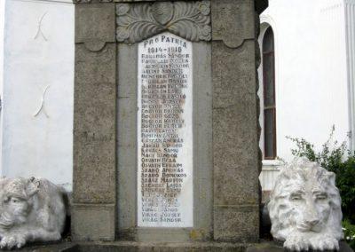 Bibarcfalva világháborús emlékmű 2010.10.08. küldő-Tibisten (2)