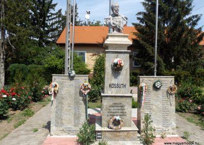 Bihartorda hősi emlékmű 2018.05.26. küldő-Bóta Sándor (1)