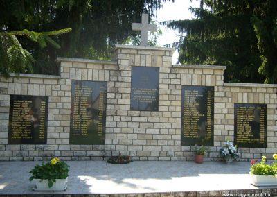 Bikal II.vh emlékmű 2007.06.23.küldő-Zsóki