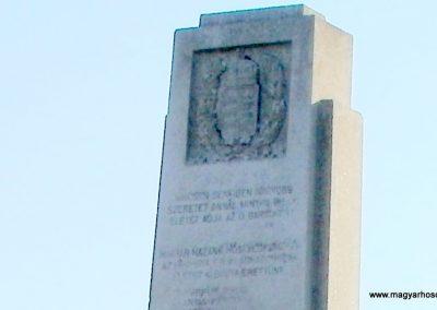 Boba világháborús emlékmű 2011.11.13. küldő-Fáró Jenő (1)