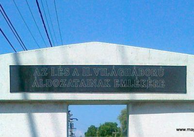 Bodmér világháborús emlékmű 2011.05.24. küldő-Csiszár Lehel (2)