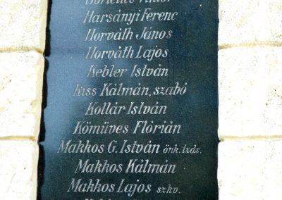 Bodonhely világháborús emlékmű 2012.08.26. küldő-Baloghzoli (4)
