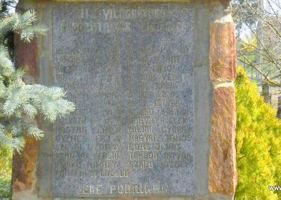 Bodrog II. világháborús emlékmű 2015.04.11. küldő-Huber Csabáné (1)