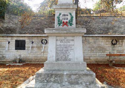 Bodrogkeresztúr Világháborús és '56-os emlékmű 2018.08.25. küldő-kalyhas (1)