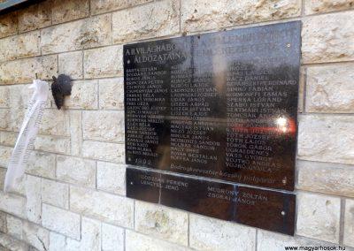 Bodrogkeresztúr Világháborús és '56-os emlékmű 2018.08.25. küldő-kalyhas (14)