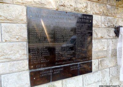 Bodrogkeresztúr Világháborús és '56-os emlékmű 2018.08.25. küldő-kalyhas (15)