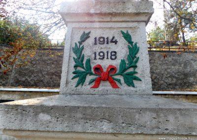 Bodrogkeresztúr Világháborús és '56-os emlékmű 2018.08.25. küldő-kalyhas (2)