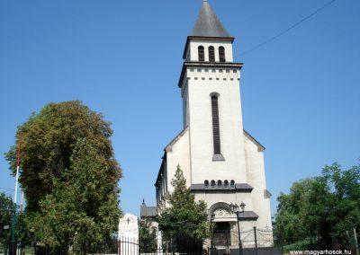Bodrogkisfalud világháborús emlékművek 2012.08.01. küldő-megtorló