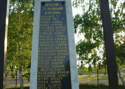 Bodrogolaszi világháborús emlékmű 2009.05.09.küldő-Ágca (2)