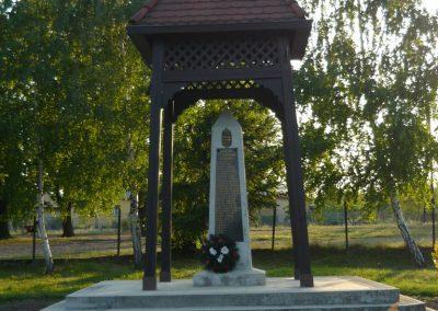 Bodrogolaszi világháborús emlékmű 2009.05.09.küldő-Ágca