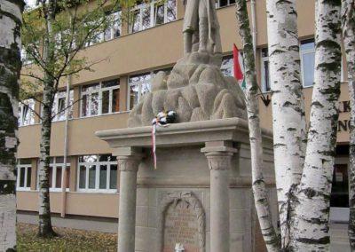 Bogács I. világháborús emlékmű felújítás után 2014.10.09. küldő-kalyhas (10)