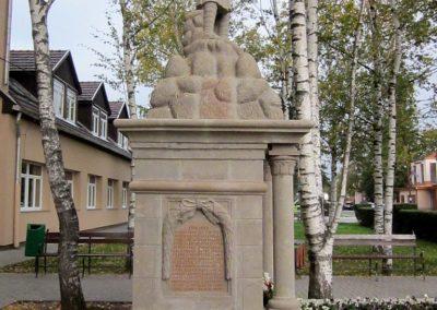 Bogács I. világháborús emlékmű felújítás után 2014.10.09. küldő-kalyhas (4)