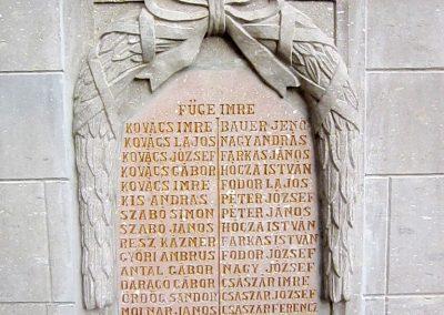 Bogács I. világháborús emlékmű felújítás után 2014.10.09. küldő-kalyhas (5)