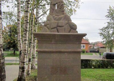 Bogács I. világháborús emlékmű felújítás után 2014.10.09. küldő-kalyhas (6)
