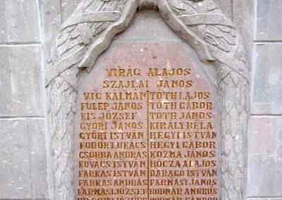 Bogács I. világháborús emlékmű felújítás után 2014.10.09. küldő-kalyhas (9)