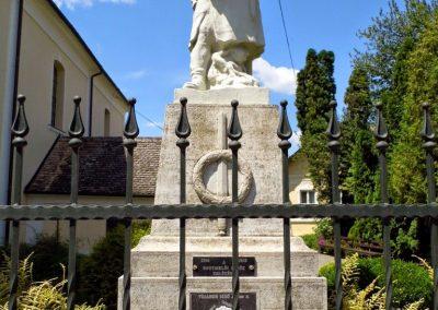 Bogyiszló I. világháborús emlékmű 2014.07.13. küldő-Méri