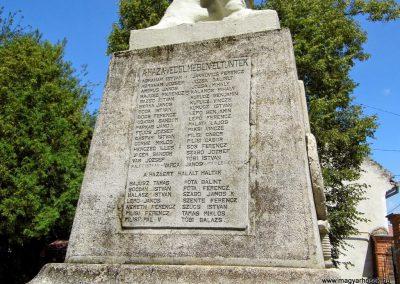 Bogyiszló I. világháborús emlékmű 2014.07.13. küldő-Méri (5)