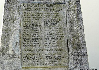 Bogyiszló I. világháborús emlékmű 2014.07.13. küldő-Méri (7)