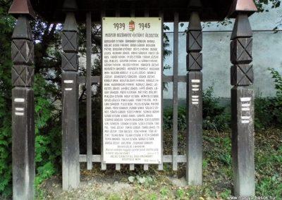 Bogyiszló II. világháborús emlék 2014.07.13. küldő-Méri