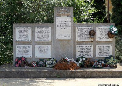 Bojt világháborús emlékmű 2018.05.28. küldő-Bóta Sándor (2)