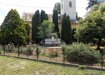 Bojt világháborús emlékmű 2018.05.28. küldő-Bóta Sándor (6)