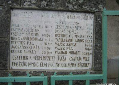 Bokor I.vh emlékmű 2007.10.22.küldő-Mónika39 (1)