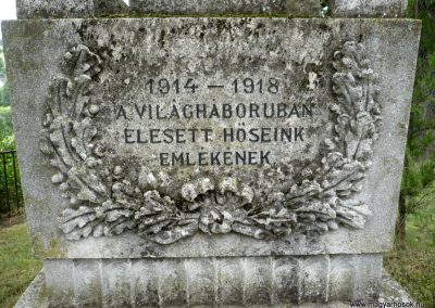 Boldogasszonyfa I.vh emlékmű 2010.08.04. küldő-Sümec (5)