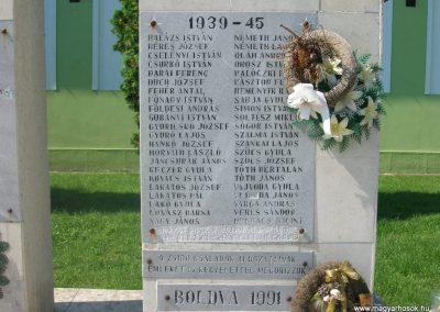 Boldva világháborús emlékmű 2008.08.13. küldő-Tamás2 (2)