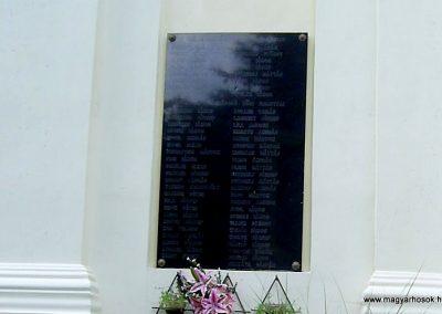 Bonyhádvarasd világháborús emléktábla 2011.06.13. küldő-Bagoly András (2)