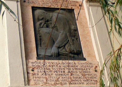 Borgáta világháborús emléktáblák 2012.10.08. küldő-Méri (2)