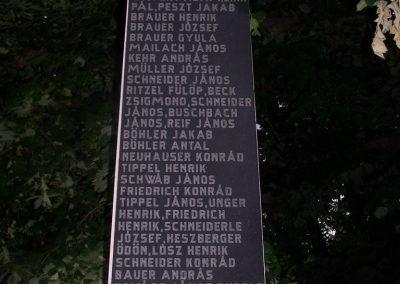 Borjád világháborús emlékmű 2009.06.01.küldő-Horváth Zsolt (3)