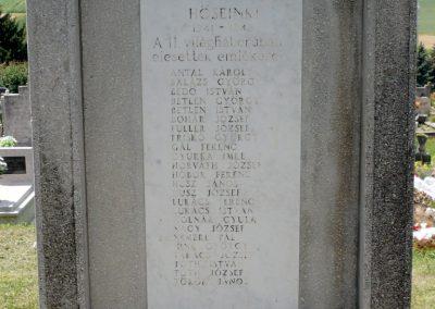 Borsfa világháborús emlékmű 2013.06.27. küldő-Sümec (11)