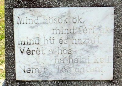 Borsfa világháborús emlékmű 2013.06.27. küldő-Sümec (4)