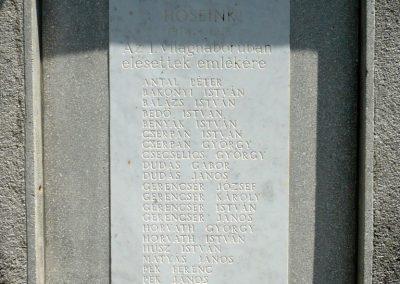 Borsfa világháborús emlékmű 2013.06.27. küldő-Sümec (6)