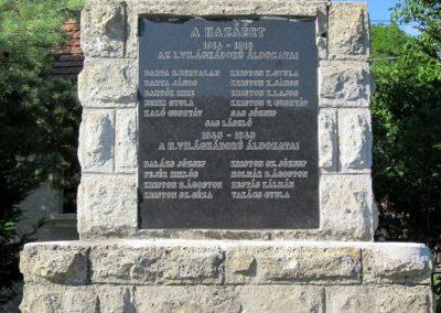 Borsodbóta világháborús emlékmű 2012.06.16. küldő-kalyhas (3)
