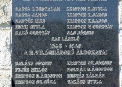 Borsodbóta világháborús emlékmű 2012.06.16. küldő-kalyhas (4)