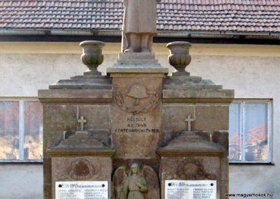 Borsodivánka világháborús emlékmű 2008.02.20. küldő-kalyhas (1)