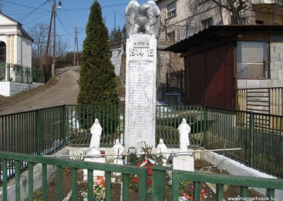 Borsodszentgyörgy világháborús emlékmű 2010.03.08. küldő-kalyhas (1)