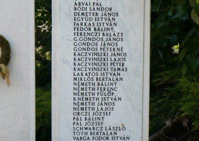 Borsodszirák világháborús emlékmű 2009.05.11.küldő-Gombóc Arthur (3)